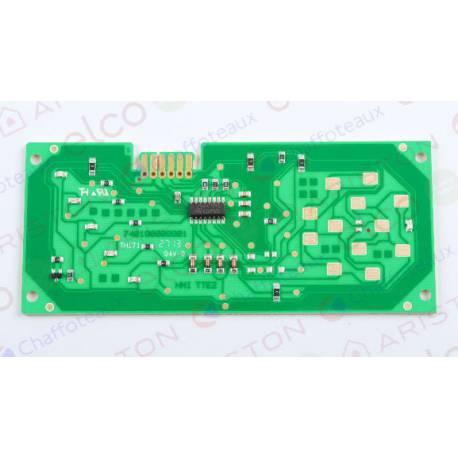 Circuito Display termo FLECK ELBA 2.0 50-80-100 L.